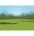 Mountain7 vector image