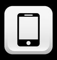 smartphone design vector image