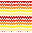 seamless Chevron Pattern Fashion zigzag in vector image