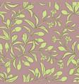 goji seamless pattern vector image