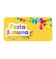 Festa Jinina Background vector image