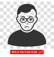 Downer EPS Icon vector image
