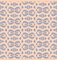 violet sack seamless pattern background vector image