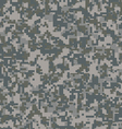 digital Camouflage vector image vector image