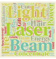 Lasers The New Mythical Gift Of Fire text vector image