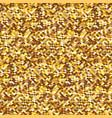 golden sequins vector image