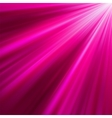 Purple luminous rays vector image vector image