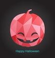 Holidays Happy Halloween vector image