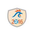 Saint Etienne 2016 Europe Championships vector image vector image
