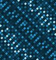 Blue digital texture vector image vector image