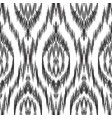 Bohemian seamless pattern vector image