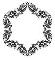 twenty nine series designed from the ottoman vector image