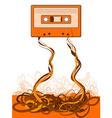 Old Skool Tape vector image