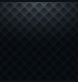 dark blue square luxury pattern sofa texture vector image