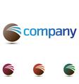 Company logo vector image