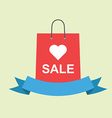 love sale vector image vector image