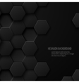Carbon technology abstract background with vector image