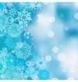 Christmas abstract bokeh EPS 8 vector image