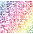 Multicolored dot abstract background EPS vector image