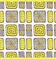 native american seamless pattern vector image