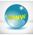 www icon vector image
