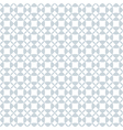 Pale geometric seamless pattern vector image