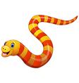 Sea snake vector image