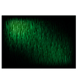 Green Vintage Wallpaper with Distressed Scratch vector image