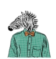 Hand Drawn Fashion of dressed up vector image
