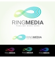 Ring Media Logotype vector image