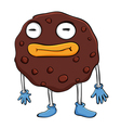 Cookie vector image