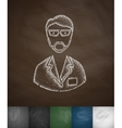 chemist icon vector image