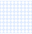 Pale retro simple seamless pattern vector image
