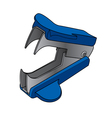 staple removers vector image