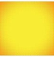 Halftone Pop Art Background vector image
