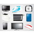 Electronic Appliance vector image