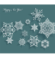 abstract Christmas Background - eps10 vector image