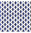fleur-de-lis seamless pattern vector image vector image