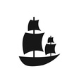 Pirate Object vector image