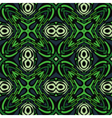 Jungle Abstract Seamless Pattern vector image vector image