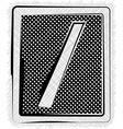 Polka Dot SYMBOL vector image