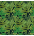 leaves seamless 380 vector image