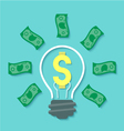 Money Idea Concept vector image