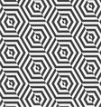 Alternating black and white diagonally cut vector image