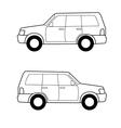 car lines vector image vector image