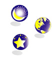 icons Star vector image