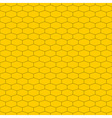 Abstract hexagon pattern vector image vector image