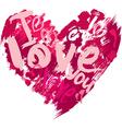 heart klaksa 2 380 vector image