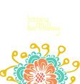 FlowerElements30 vector image