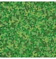 Seamless background lilac leaves vector image vector image